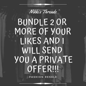 Other - 🛍Bundle Your Likes🛍